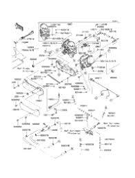 kawasaki brute force 650 engine diagram kawasaki diy wiring diagrams