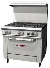 commercial gas range. Interesting Commercial Southbend S36D 36 And Commercial Gas Range