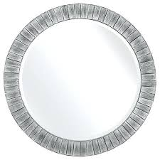 48 inch mirror. 48 Inch Round Mirror Get Quotations A Powdered Silver With Bevel .
