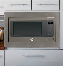 peb7226ehes ge profile series 2 2 cu ft countertop microwave oven with sensor cooking slate