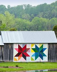 11 Barn Quilt Trails to Explore