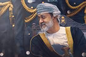 السلطان هيثم بن طارق in 2021