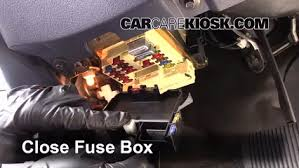 interior fuse box location 1990 1997 ford thunderbird 1997 ford interior fuse box location 1990 1997 ford thunderbird 1997 ford thunderbird lx 4 6l v8