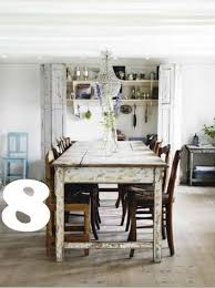 trb 1021 08 black white. White Dining Table Shabby Chic Country. 14 Fabulous Rustic Tables Inspiration Picklee . Trb 1021 08 Black E