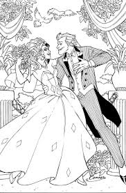Beautiful Harley Quinn And Joker Coloring Pages Fangjianme