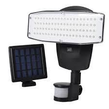 VIBELITE Solar Lights Outdoor 80 LED Solar Powered Security Lights 80 Led Solar Security Light