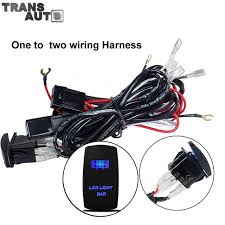 kit light relay kit for off road lighting relay wiring kit for universal car wiring harness kit loom one to two fuse relay led kit light relay kit for off road lighting relay wiring kit for