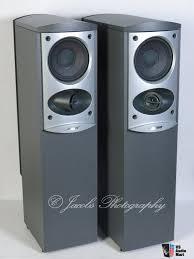 bose 601. bose 601 series iv 4 four main / stereo speakers - graphite gray b