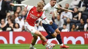 Tottenham Hotspur 1 - 0 Arsenal - Match ...