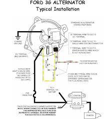 motorcraft alternator wiring diagram wiring diagram ford alternator wiring diagram internal regulator i didn t say