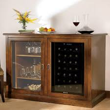 Cabinet With Wine Cooler Wine Cooler Refrigerator Large Stainless Steel Wine Fridge 10