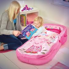 Peppa Pig Bedroom Furniture Peppa Pig My First Ready Bed Peppa Pig Bedding Toys R Us