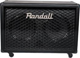 2x12 Speaker Cabinet Randall Diavlo Rd212 2x12 Angled Guitar Speaker Cabinet W