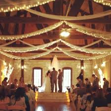 lighting decorations for weddings. Lighted Garland - 20 Feet Long With 100 Lights. Wedding Ceremony Decor, Decorations, Weddings, Staircase, Bunting, Swags, Aisle Roof Lighting Decorations For Weddings