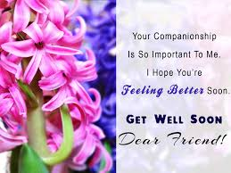 Get Well Soon Quotes Cool Get Well Soon Messages For Friend Inspiring Funny WishesMsg