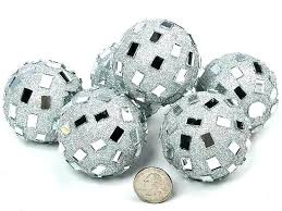 Decorative Balls For Bowl Nz Inspiration Disco Balls For Sale Bowl Decorative Balls Silver Mirrored Disco