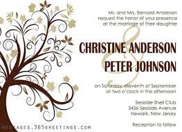 Wedding Invitation Wording Templates 365greetings Com
