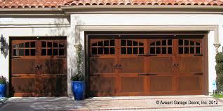 16 x 7 garage doorSemi Custom Wood Garage Doors CA Garage Door Installation Newport