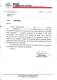 Internship Cover Letter Subject Tomyumtumweb Com