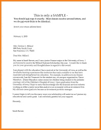 Sample Scholarship Request Letters Sample Scholars Sample Scholarship Request Letter Copy Examples