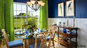 Green Blue Interior Design An Unusual But Stunning Color