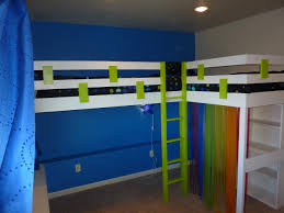 Diy Toddler Loft Bed Double Loft Bed Do It Yourself Home Projects From Ana White