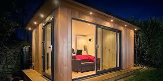 prefabricated garden office. Garden Office Pods Prefab Outdoor Prefabricated These Pop N