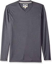 Dakota Grizzly Size Chart Dakota Grizzly Mens Size Xxl V Neck Pullover Long Sleeve Shirt Graphite