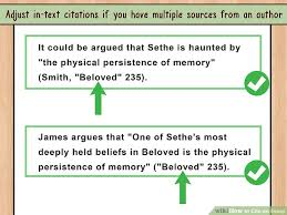 ways to cite an essay wikihow image titled cite an essay step 6