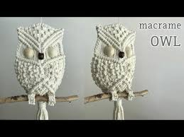 macrame owl macrame patterns macrame diy