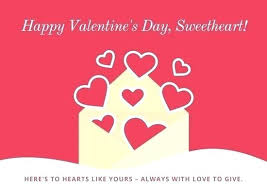 Happy Valentine Day Cards Wallpapers Customize Valentines Card