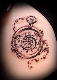 Tetování Hodiny Význam