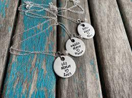 sisters necklaces 3 necklace set