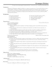 Resume Examples For Psychology Majors Eye Grabbing Psychologist Resume Samples Civil Engineer Example 50
