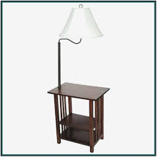 end tables floor lamp end table combo rack combination