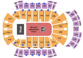 Ppac Interactive Seating Chart 53 Organized Seating Chart For Veterans Memorial Arena