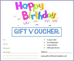 microsoft word birthday coupon template birthday gift certificate template microsoft word igotz org