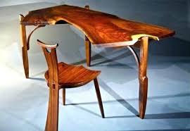 Natural edge furniture Rustic Dark Wood Natural Edge Furniture Wood Dining Tables Esvagtco Natural Edge Furniture Wood Dining Tables Esvagtco