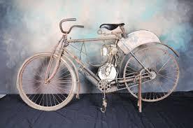 original 1903 indian motorcycle going