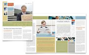 Microsoft Newsletter Templates Publisher Templates