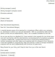 Hr Officer Cover Letter Sample Lettercv Com