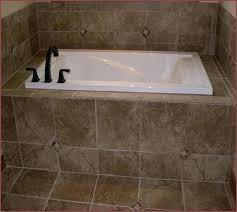 bathtub surround ideas extraordinary drop in epic bathroom wall to tile home design