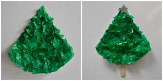 Craftdrawer Crafts Learn How To Make An Easy Dollar Store Foam Christmas Tree Crafts