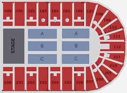 La Crosse Center Seating Chart Ticketmaster Box Office Nrg Park
