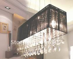 beautiful rectangular crystal chandelier dining room contemporary have to do with rectangular dining room chandelier