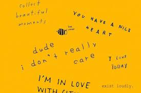 sad yellow aesthetic wallpapers top