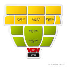 Blue Man Group Lincoln Tickets 1 29 2020 7 30 Pm Vivid Seats