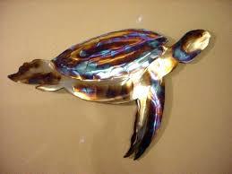 outdoor metal turtle wall art metal turtle metal turtle wall art at sea turtle metal wall