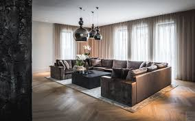 Luxe Woonkamer Inrichten House Huis Interieur Interieur