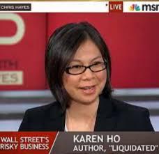 Ethnographer on Wall Street: Karen Ho / A Profile - EPIC